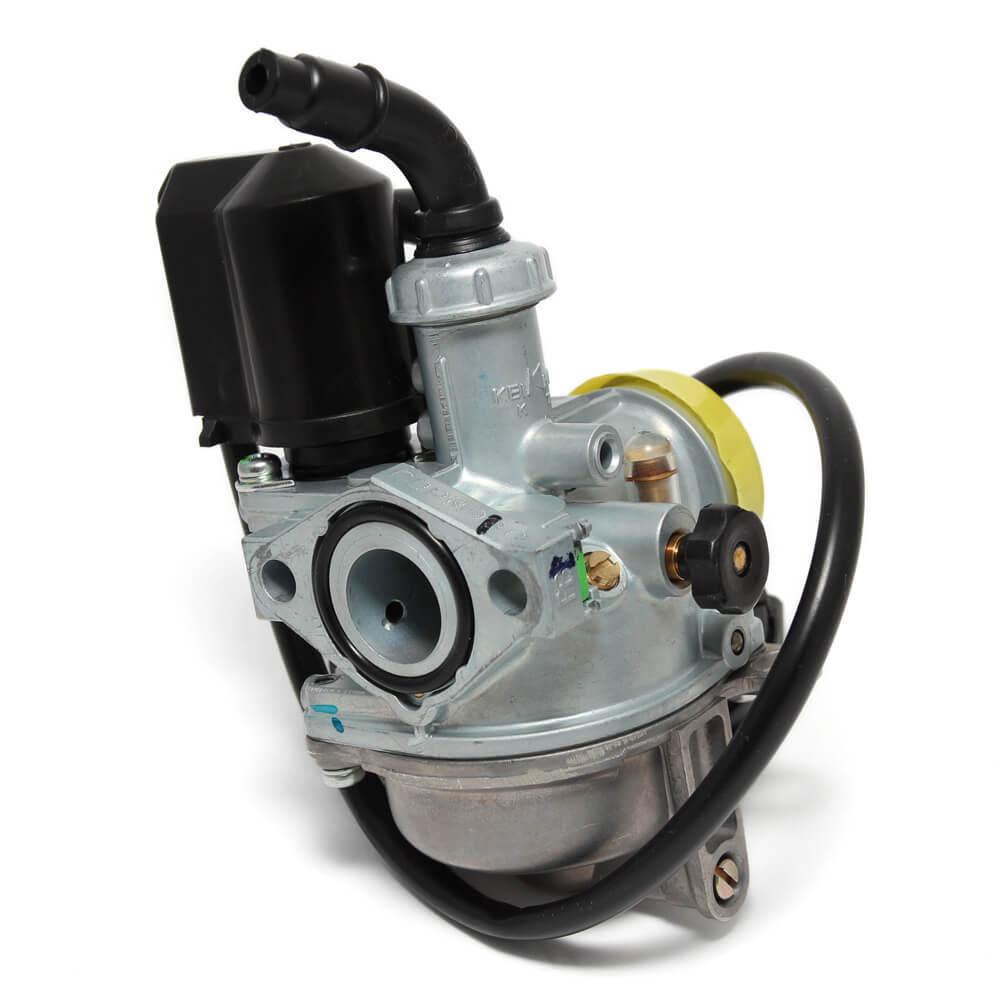 Genuine Buddy 50 Stock Carburetor w/adjustable mix