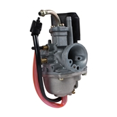 Jog 50cc Carburetor Assembly with electric chokeS