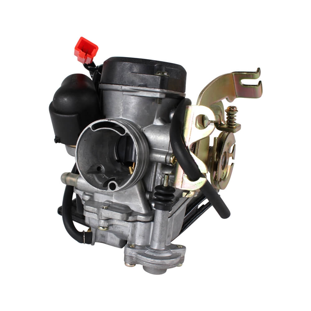 Carburetor Rear View