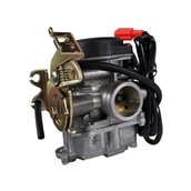 26mm Carburetor with electric choke and accelerator pumpS