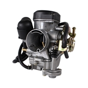 24mm Carburetor with electric choke and accelerator pumpS