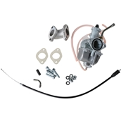Polini Carburetor (22mm Mikuni); Stella 4T ManualS