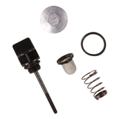Blue Line Oil Plug and Dipstick Kit; GY6 150S