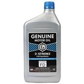 Genuine 2T Motor Oil (Full Synthetic JASO FD); 1 QuartS