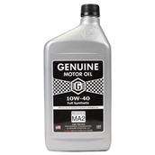 Genuine 4T Motor Oil (10W40, Full Synthetic MA-2); 1 QuartS