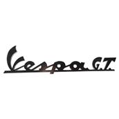 Emblem, Vespa GT (legshield)S