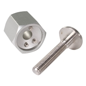 NCY Burglarproof Screw (8x45)