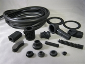 Basic Rubber Kit, Black, 17 Pcs