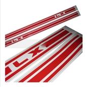 Vespa LX   (Panel Race Stripes) ; LX50, LX150S