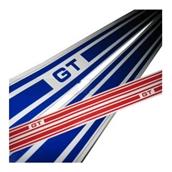 Side Panel Race Stripes ( Vespa GT200)S