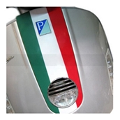 Horncast Flag Sticker ( Italian ) GTSS