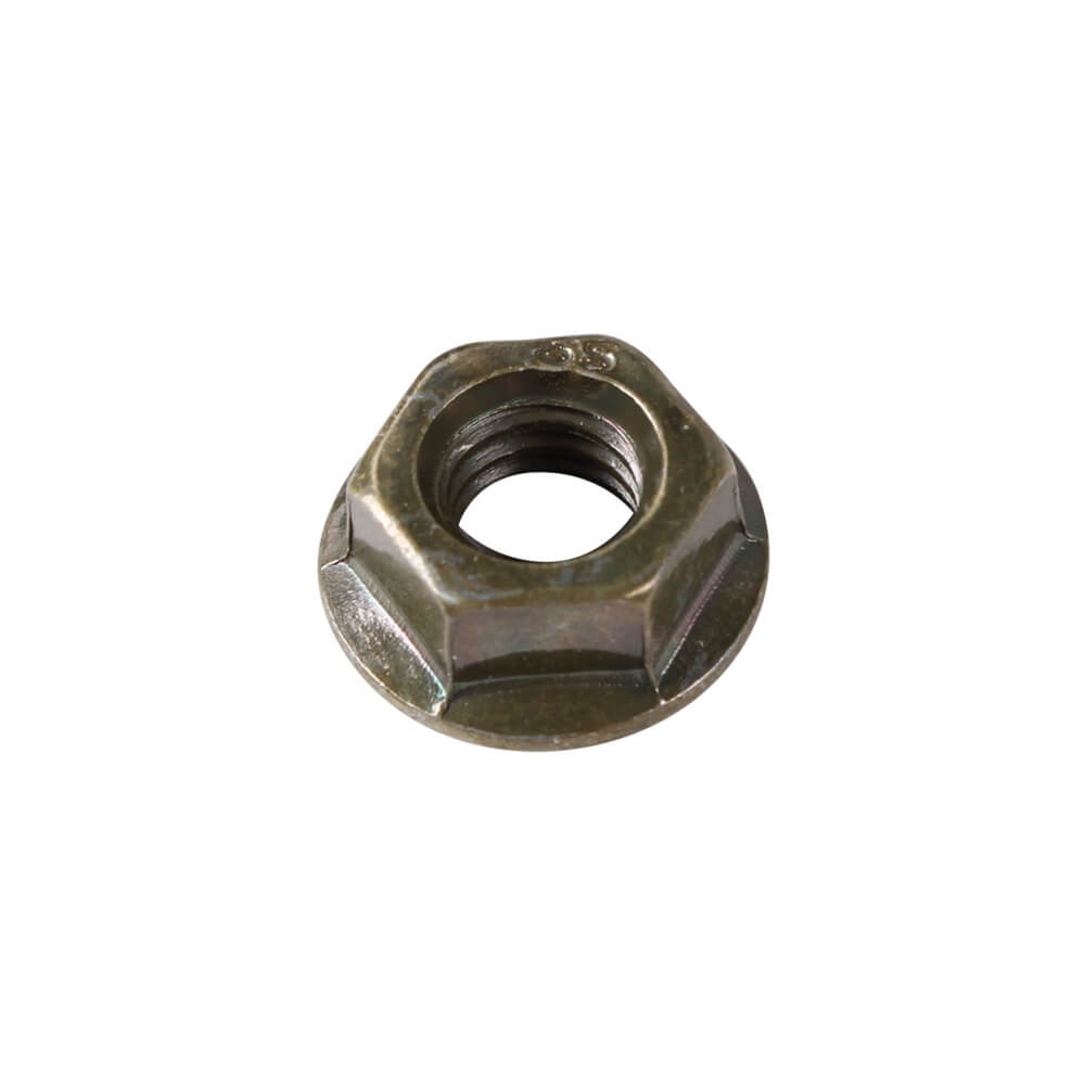 Flange Nut (M6); CSC go., QMB139 Scooters