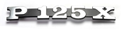 Emblem, P125X CowlS