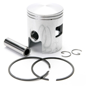 Piston  (57 mm, Standard, Replacement);  Polini 130 ccS