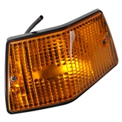 Turn Signal Assembly (Amber, RR); Vespa P/PXS