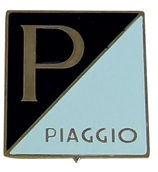 Piaggio Center BadgeS