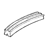 Floorboard Rubber; Vespa, AllstateS