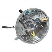 Headlamp-2001 PX (Halogen); PiaggioS