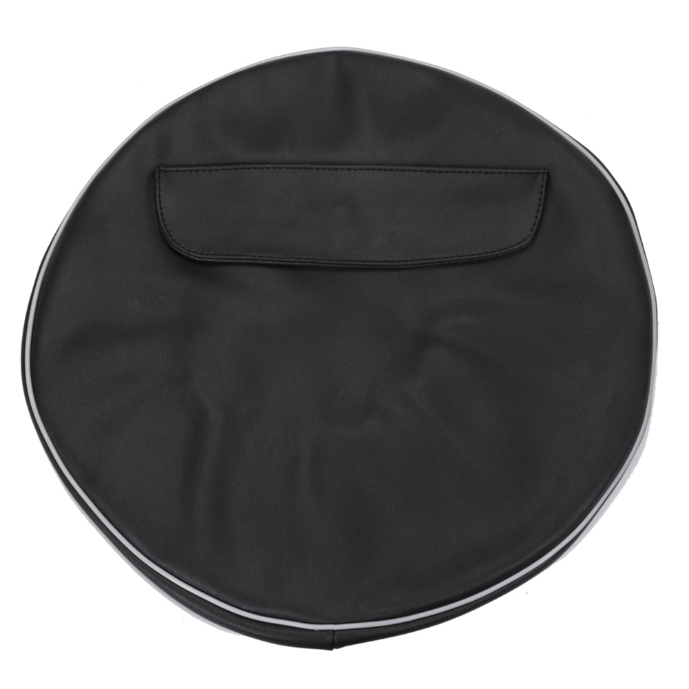 "Spare Tire Cover ( 8"" ); Grey"