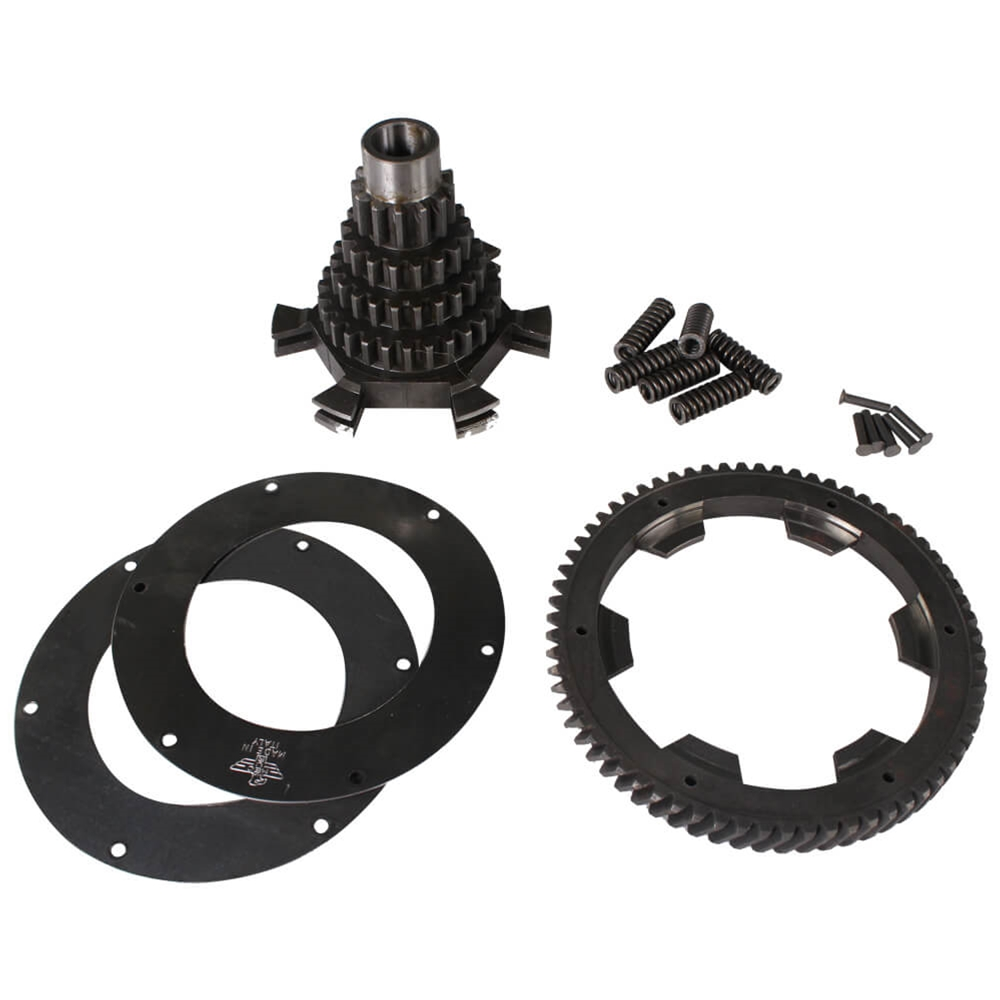 Spring Gear Assembly; VNB5, VNC, VBB1, VBB2