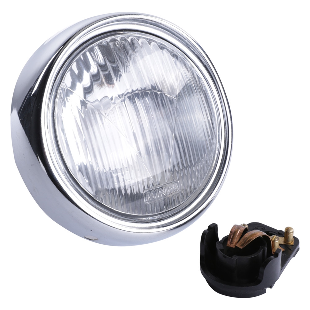 Headlamp Assembly w/ Pilot Bulb; VBB,VSB,VS5,VB1,VBA,VNB3-6