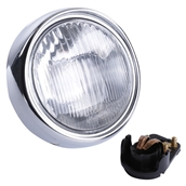 Headlamp Assembly w/ Pilot Bulb; VBB,VSB,VS5,VB1,VBA,VNB3-6S
