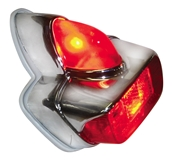 Acorn Style Taillight (P206); VNA, VNB, VBB, VSB, VS5S