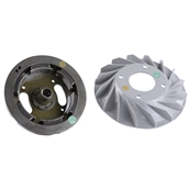 Flywheel; VBA, VBB, VNC, VBC, VLA, VLB, VNLS