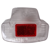Taillight Lens (Clear); VLA, VSCS