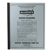 Allstate Manual (Parts Guide); 788-101S