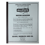 Allstate Manual (Parts Guide); 788-94491S