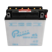 Battery (B9-B); PX Electric Start, ET4, Stella, etc.S