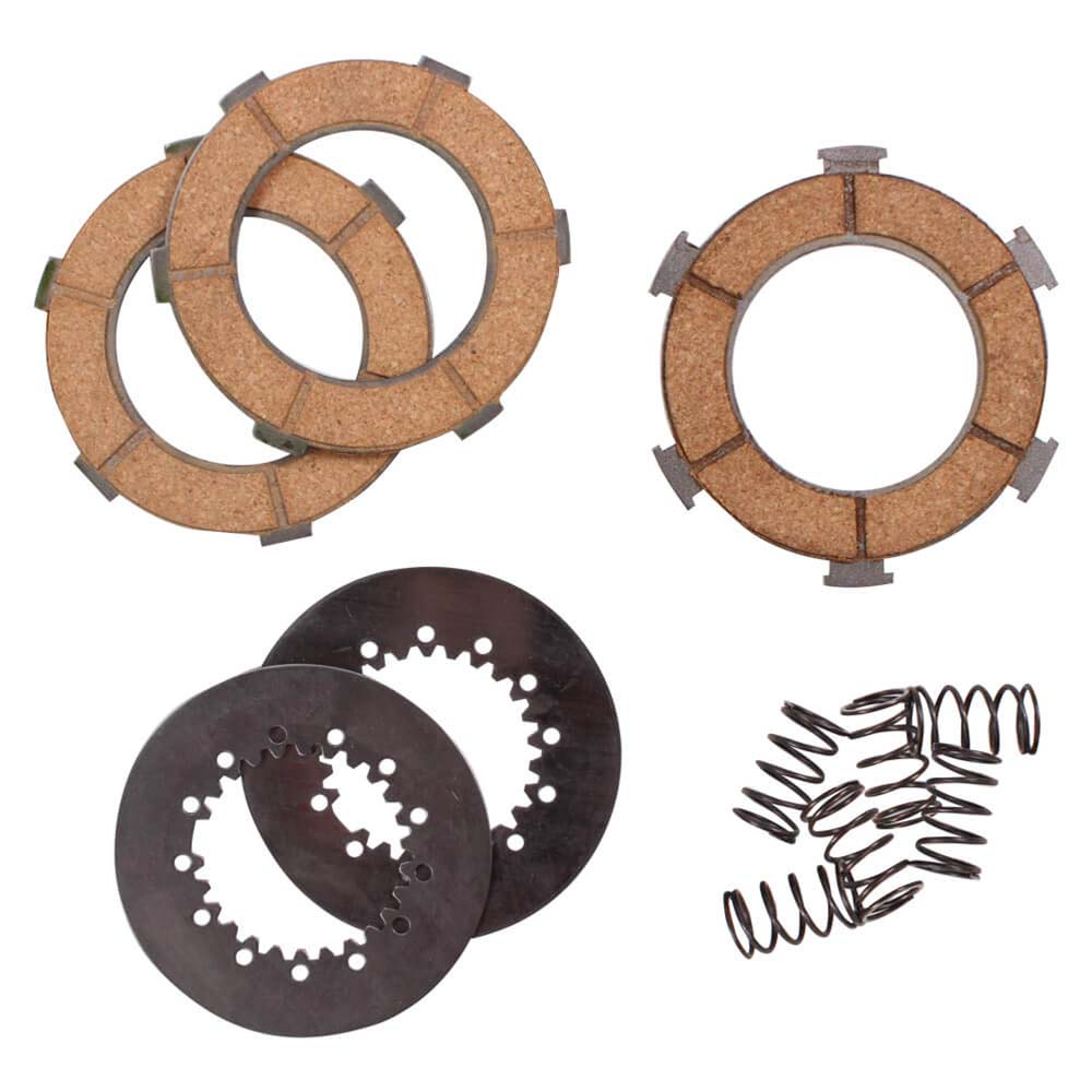 Surflex, Complete Clutch Kit; Large Frame Vespa