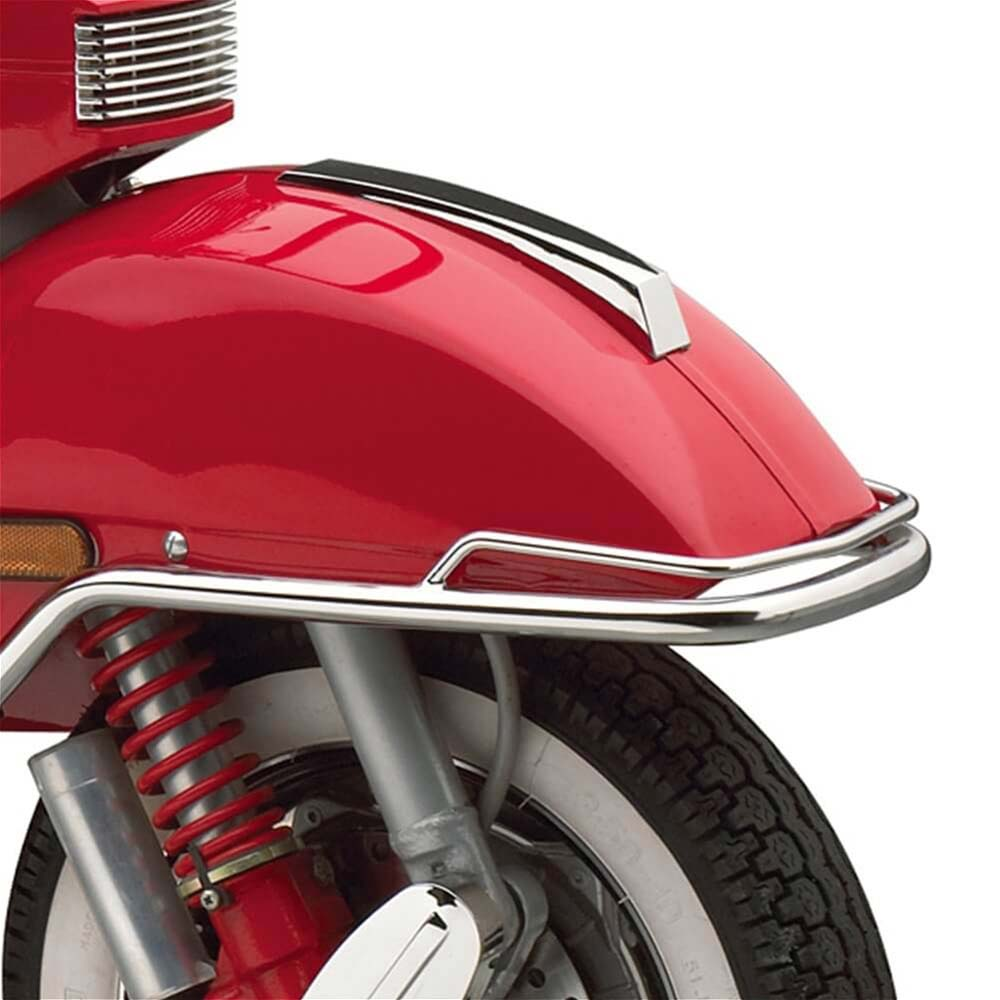 Front Bumper on a Vespa VLX Scooter