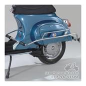 Cuppini, Cowl Protectors (Blue); Small Frame VespaS