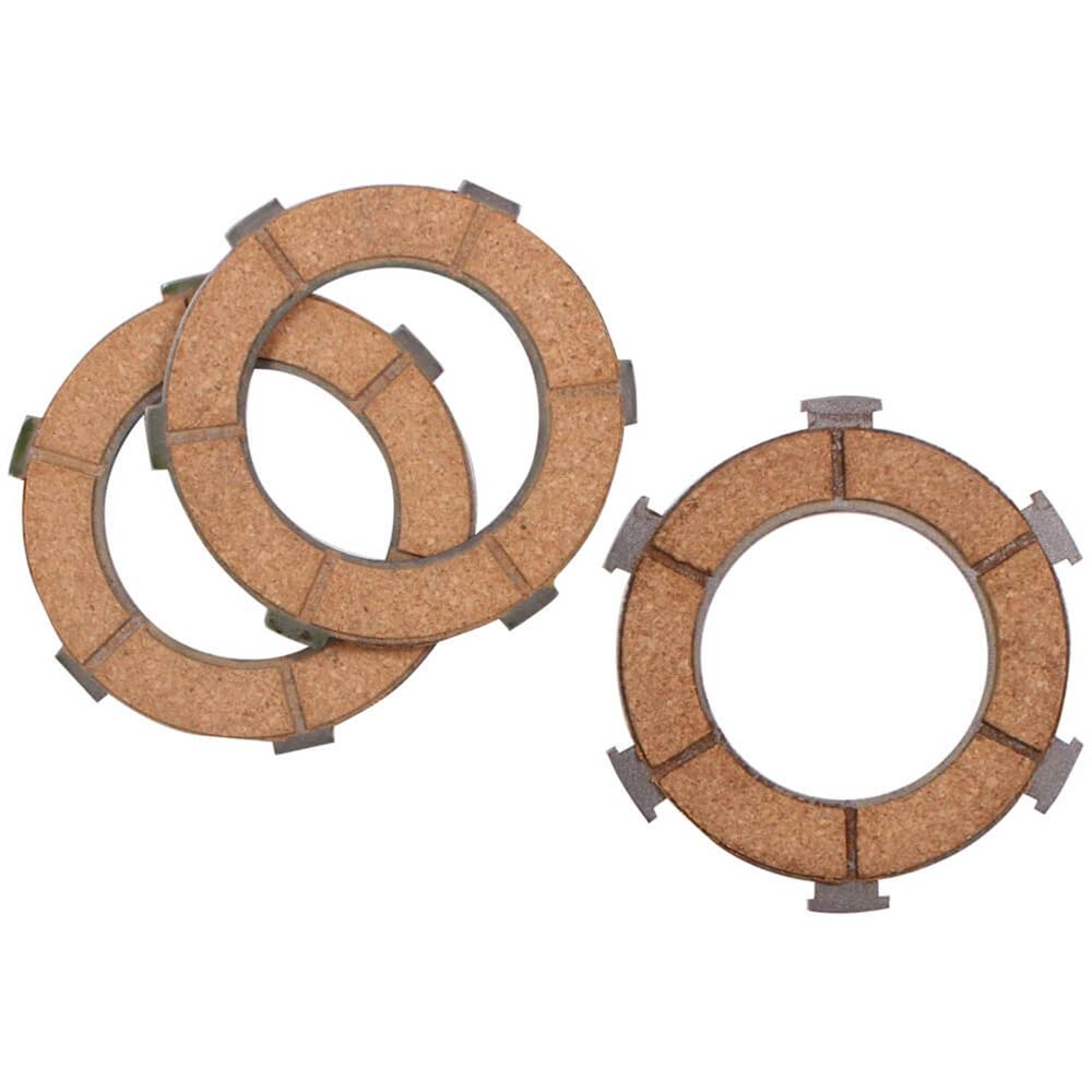 Clutch Plate Set; Small Frame