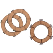Clutch Plate Set; Small FrameS