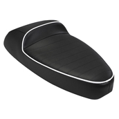 Nisa Low-Profile Corsa Seat; Large Frame VespaS
