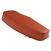 Nisa Low Profile Seat (Brown); Sprint, Rally, and P-SeriesS