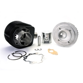 DR Cylinder Kit; Vespa P/PX, Bajaj 3-port, Genuine Stella 2tS