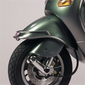 Cuppini, Front Bumper (Chrome); Vespa ET2, ET4S