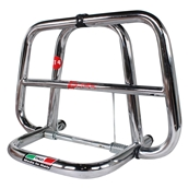 Small Front Rack (Chrome); Vespa ET2/ET4S