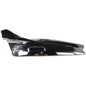 Rear Sidepanels (Plastic, Pair); Vespa ET2/ET4S