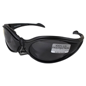 Bobster, Foamerz Riding Glasses (Smoke Lenses)S