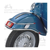 Cuppini, Front Bumper (RedTrim); Small Frame VespasS