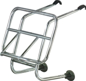 Cuppini Front Rack (Chrome); All vintage Vespas, StellaS