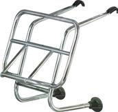 Cuppini Front Rack (Chrome); All vintage Vespas, StellaS