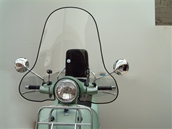 Cuppini, Windscreen (Large); Vespa GT/LX/GTS