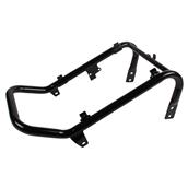 NCY Lowered Seat Frame (Hammered Black); Honda RuckusS