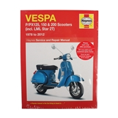 Haynes Manual for P Series VespasS